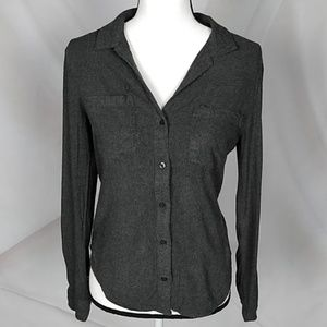 Anthropologie cloth and stone top size XS
